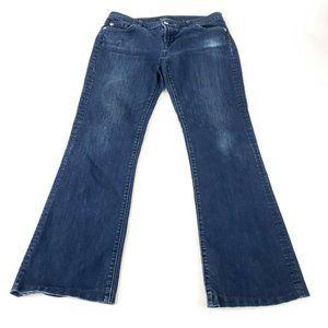 David Kahn Womens Nikki Jeans 3747 Rio 196 32x28